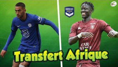 Hakim Ziyech Bien Parti Pour Resteribrahima Niane Dans Le Viseur De Bordeaux Transferts Afrique Icqa55Tmgy4 Image