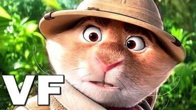 Hopper Et Le Hamster Des Tenebres Bande Annonce Vf Animation 2022 Glj9Nczcxd4 Image
