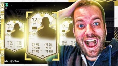 Icone Moment Et Gros Joueur Au Programme Pack Opening Fifa 21 Gywqswsiw24 Image