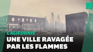Incendies En Californie Le Gigantesque Dixie Fire Poursuit Sa Course M5Vtpjljh70 Image