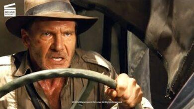 Indiana Jones 4 Il Sechappe De Lentrepot Clip Hd Pm6Ktulot4E Image