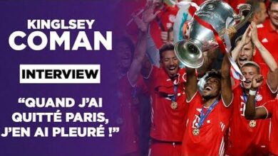 Interview Paris Lequipe De France Le Bayern Kingsley Coman Se Confie Rr8Yfietwpk Image