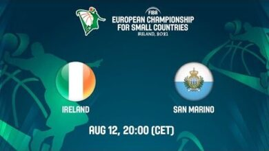 Ireland V San Marino Full Game Fiba European Championship For Small Countries 2021 H5Ok4Ebjbu8 Image