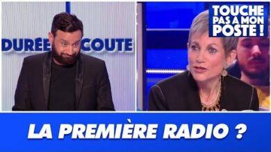Isabelle Morini Bosc Reconnait Que France Inter Est La Premiere Radio De France Tc39W0H T3I Image