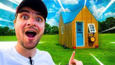 Jai Achete La Plus Petite Maison Possible On Lamenage Pour Y Habiter Zo2Xtubswqo Image