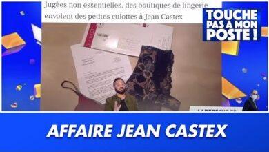 Jean Castex A Recu Des Petites Culottes A Matignon Lz9R0La50U8 Image