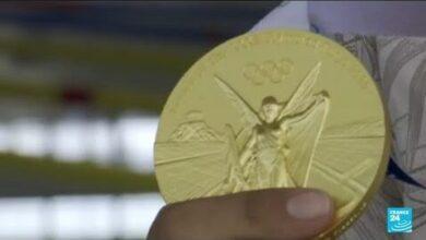 Jo De Tokyo La Tunisie Accueille Ses Medailles Dans La Ferveur O France 24 Dvcilsp331U Image