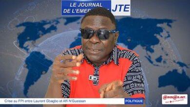 Jte Crise Au Fpi Entre Laurent Gbagbo Et Affi Nguessan Voici La Position De Gbi De Fer Y Cdt5Znfce Image