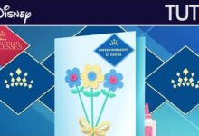 La Grande Fete Des Princesses Tuto Avec Cendrillon La Carte De La Gentillesse Disney Us4U Ixyqsu Image