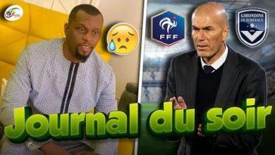 Le Choix De Zidane Pour Son Avenir Tres Mauvaise Nouvelle Pour Henri Camara Jds Rhb5Ot9Zef0 Image