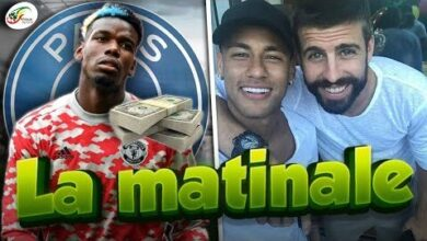 Le Contrat En Or Qui Attend Pogba Au Psg Gerard Pique Et Ses Secrets Sur Neymar Matinale Un6Mgymnebq Image