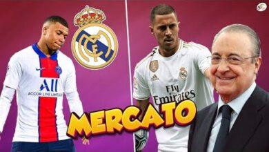 Le Dernier Coup De Poker Du Real Avec Mbappe Hazard Repond A La Juventus Mercato Uj6Z1Eeswr8 Image