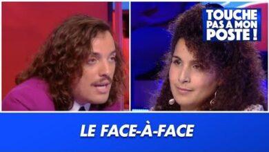 Le Face A Face Tendu Entre Un Aficionado Et Kreezy R Personne Engagee Contre La Corrida Gbbfczkfhro Image