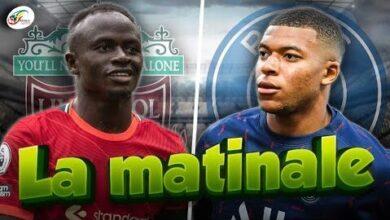 Le Plan De Liverpool Avec Sadio Mane Kylian Mbappe A Pris Sa Decision Finale Matinale 4Lbhi8Zqitu Image
