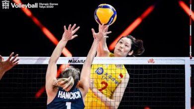Legendary Plays By Zhu Ting Volleyball Megastar Always On 6Zommp6Tvca Image