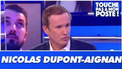Les 3 Solutions De Nicolas Dupont Aignan Pour Eviter Un Confinement W 35Nokqtuu Image