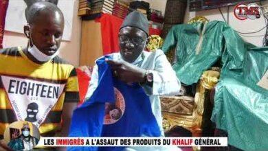 Les Immigres A Lassaut Des Produits Du Khalif General Fh7Tfkxplne Image