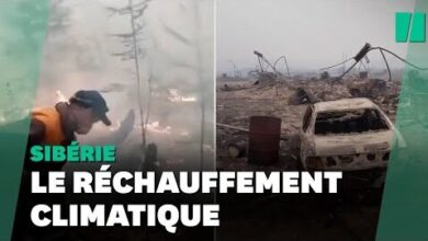 Les Incendies En Siberie Battent Tous Les Records Jw5Waybf1 E Image