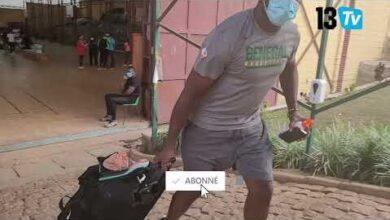 Les Lions Deja A Kigali Gagnent Leur Dernier Match Amical Contre Le Kenya Yz5Oqgsiam8 Image