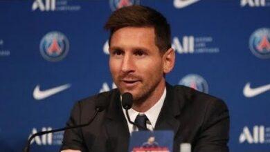 Les Premiers Mots De Leo Messi Apres Sa Signature Qui Promet Aux Parisiens Un Avenir Meilleur Xvrh Sbzgvw Image