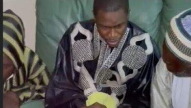 Les Talibes Se Bousculent En Gambie Pour Faire Leur Ziara Aupres De Abdoulaye Diop Khass 0Gmhallzqbu Image