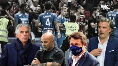 Ligue 1 Tout Le Monde Se Defausse Sur Les Debordements Dans Les Stades Salarme Thibaud Leplat Xosfnpvrb3C Image