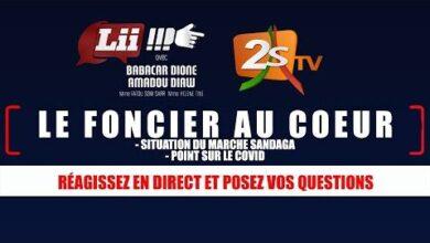 Lii Situation Du Marche Sandaga Point Sur Le Covid Reagissez En Direct Et Posez Vos Questions Goe Czp65Vm Image