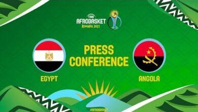 Live Egypt V Angola Press Conference Fiba Afrobasket 2021 Nkkxmdij U0 Image