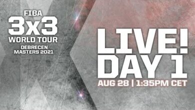 Live Fiba 3X3 World Tour Debrecen Masters 2021 Day 1 C3Xowthc By Image