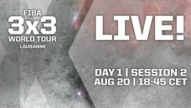 Live Fiba 3X3 World Tour Lausanne Masters 2021 Day 1 Session 2 Kqoubl3Umly Image