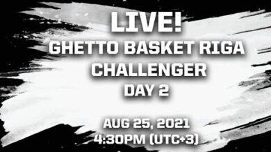 Live Ghetto Basket Riga Challenger 2021 Day 2 Ynejxpghnca Image