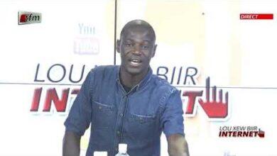 Lou Xew Biir Internet Pr Mamadou Ndiaye 03 Aout 2021 Tfm Tinfwjqercu Image