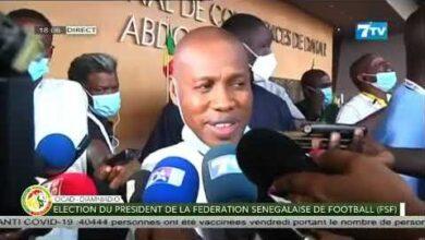 Mady Toure Apres La Reelection Daugustin Senghor Je Vais Toujours Apporter Ma Contribution D9Xacrsu1Yc Image