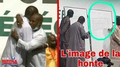 Mady Toure Felicite Augustin Et Sadresse Aux Senegalais Ce Qui Fait Le Plus Honte Lors D Ces Votes Gfczwn9Hluq Image