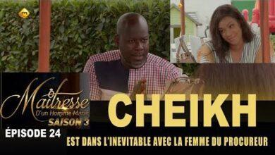 Maitresse Dun Homme Marie Saison 3 Episode 26 Cheikh Linevitable Avec La Femme Du Procureur Ohpe6Gf4T84 Image