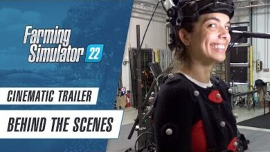 Making Of Behind The Scenes Of Our Cinematic Trailer For Fs22 L 6Jbpzukly Image