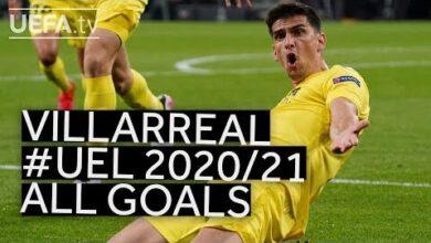 Moreno Alcacer Trigueros Villarreal All 2020 21 Uel Goals Lh Lwn8Iqko Image