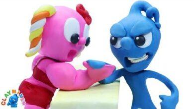 Ne Jamais Sous Estimer Le Blue Animated Cartoons Characters Av1Yapycieq Image