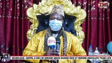 Necrologie Rappel A Dieu De Serigne Abdou Khadre Seck Et Serigne Abdoulaye Thiaw Laye Fzzeaoukn Y Image