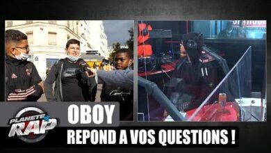 Oboy En Feat Avec Ninho Il Repond A Vos Questions Planeterap 4Z X4Ilmvjw Image