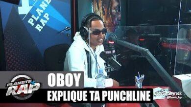 Oboy Explique Ses Punchlines Tdb Cobra Planeterap Usli 6 54Os Image