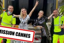 On Fait Le Menage Au Festival De Cannes Rxayb4Stwry Image