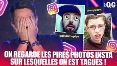 On Regarde Les Pires Photos Insta Sur Lesquelles On Est Tagues Dmii5C3Ogoi Image
