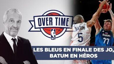 Overtime Les Bleus En Finale Des Jo 0Bsu 3F Yss Image