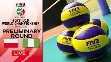 Pol Vs Ngr Full Match Group Phase Boys U19 World Champs 2021 Q3Ds22 7Sfq Image
