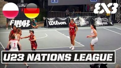 Poland Vs Germany Womens Final Full Game Fiba 3X3 U23 Nations League 2021 Europe 1 Stop 5 4Mv62Ccdk50 Image