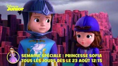 Princesse Sofia Tous Les Jours Des Le 23 Aout A 12H15 Sur Disney Junior Hlpxstvckhk Image