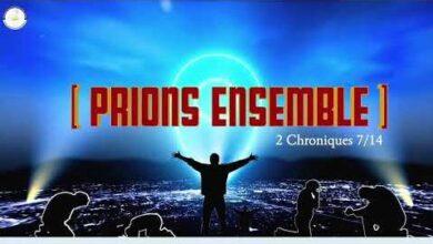 Prions Ensemble Du 17 08 2021 Pasteur Abdou Karim Ouedraogo L7Pmstrvdri Image