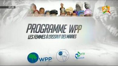 Programme Wpp Les Femmes Font La Difference Avec Astou Dione Mardi 3 Aout 2021 K Xqo Qhemg Image