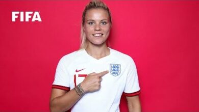 Rachel Daly Using Music To Support Mental Health Fifa Womens World Cup Xuybklaoyg4 Image